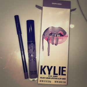 Kylie cosmetics lip kit